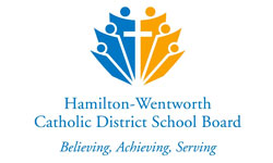 Hamilton Wentworth Catholic District School Board Logo