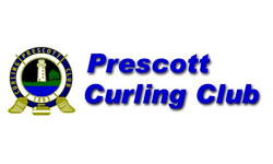 Prescott Curling Club Logo