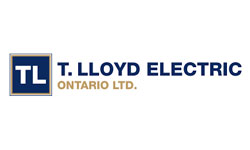 T. Lloyd Electric Logo